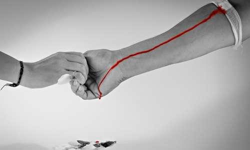 Donare il sangue è un atto di grande altruismo.