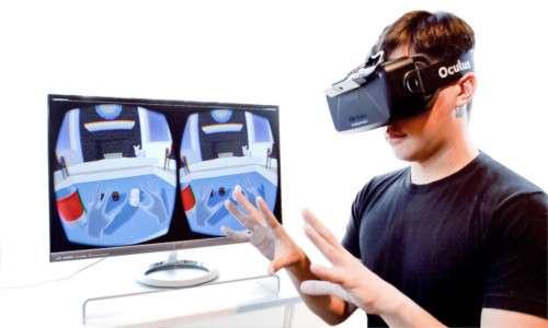 Il Popular Science Invention Award assegnato a Nimble VR.