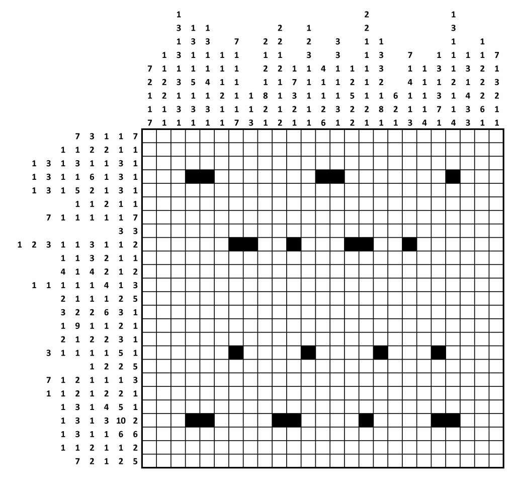 grid shading puzzle