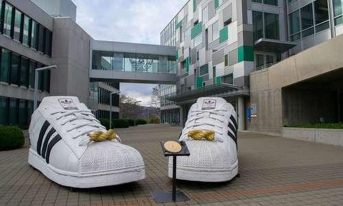 Le stampe 3D vengono utilizzate da Adidas per dare una nuova chiave di lettura al concetto di corsa.