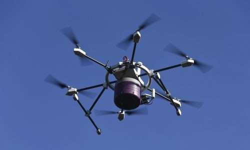 Entro il 2025 gran parte del servizio postale potrebbe fondarsi sui droni da delivery.