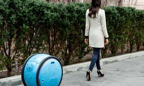 La valigia robot del futuro italiana si chiama Gita ed è stata sviluppata dalla Piaggio.