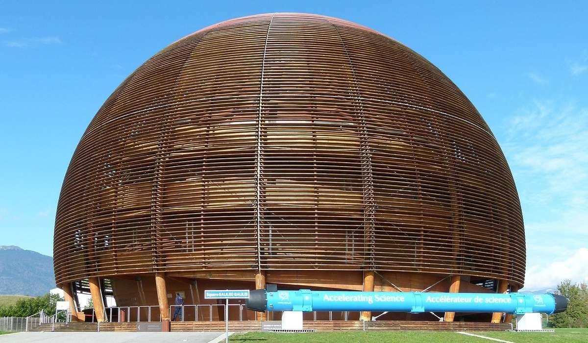 L'idea di sito web nacque al CERN.