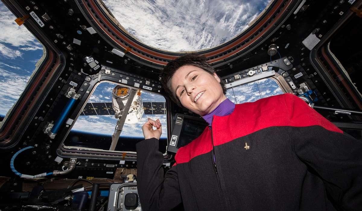 Quanto tempo è rimasta Samantha Cristoforetti a bordo della Stazione Spaziale Internazionale?