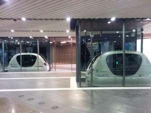 Masdar city userà un sistema di trasporto pubblico fuori dal normale.