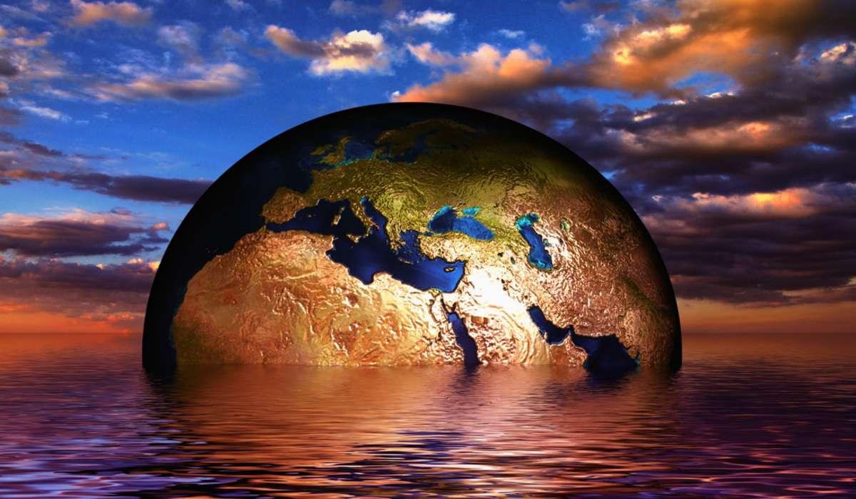 Quanta acqua è presente sulla terra?