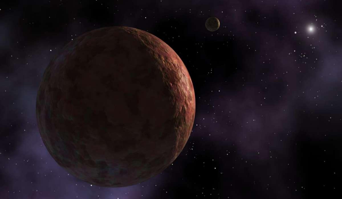 Sedna è uno dei corpi ai confini del sistema, quanto impiega a completare la sua orbita?