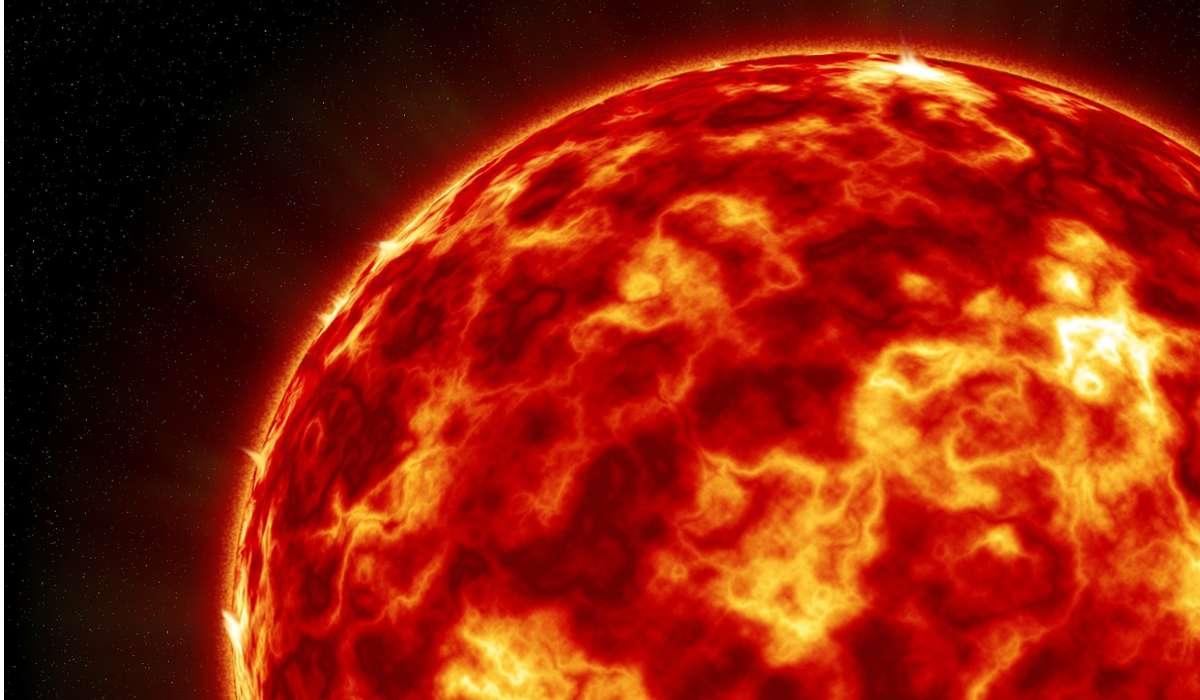 Il Sole è classificata come stella: