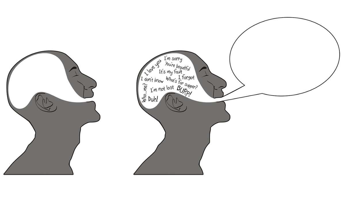 Quale parte del cervello è la prima responsabile del linguaggio?