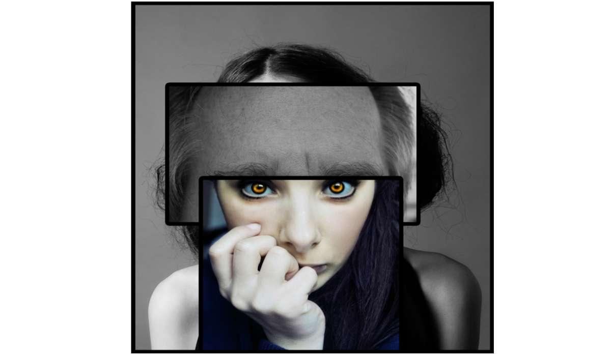 Cosa mostrano probabilmente i pazienti con schizofrenia nel loro cervello ?