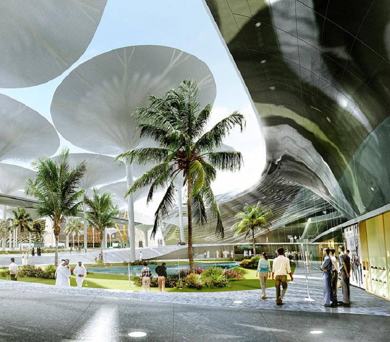 Masdar City userà un sistema di trasporto pubblico basato sulla guida autonoma.