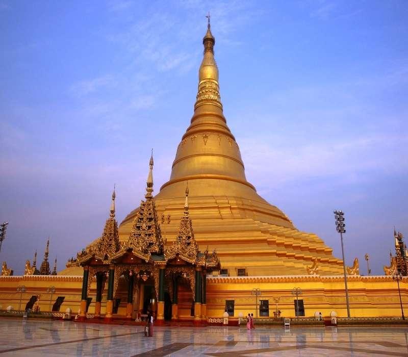 La città fantasma Naypyidaw si trova in Birmania.