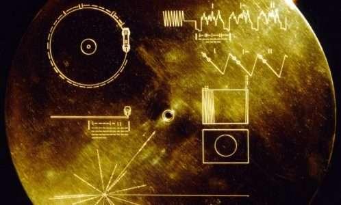Voyager Golden Records posti sulle due sonde