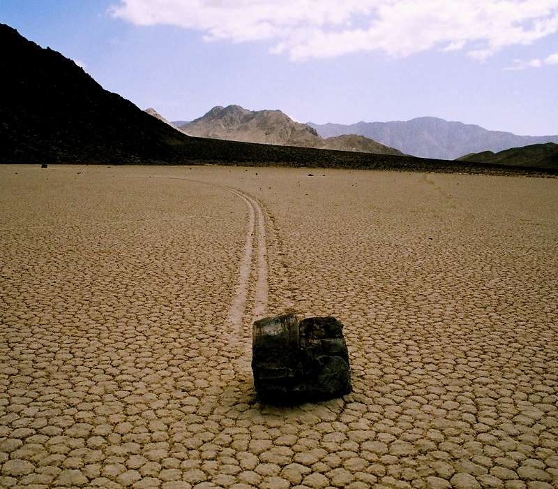 Sliding rocks le pietre che camminano non hanno pi segreti for Grieco mobili