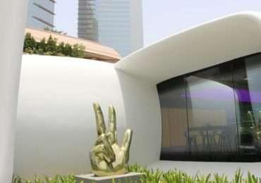 Realizzato in soli 17 giorni è il primo edificio stampato in 3D a Dubai.