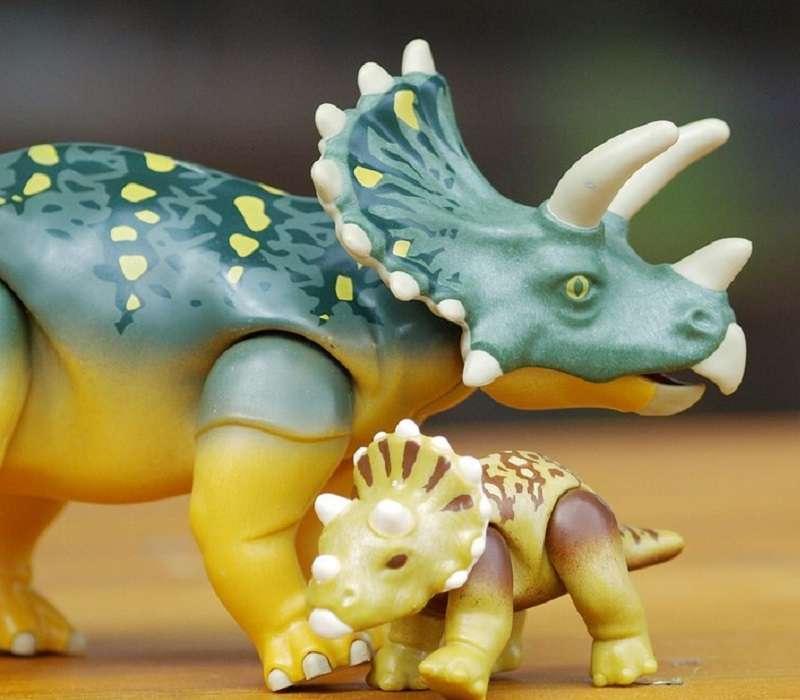 Alcuni dinosauri erano ricoperti di piume colorate come rivelato dai fossili di questi animali preistorici.