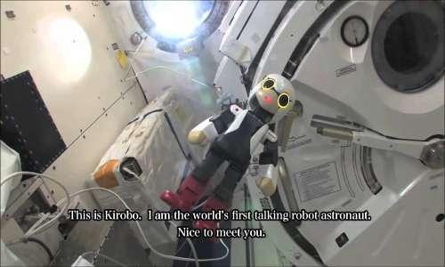 copilota robot kirobo-mini