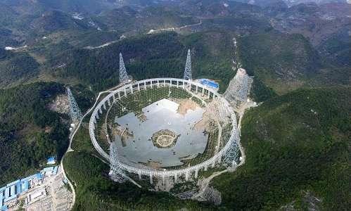 radiotelescopio fast