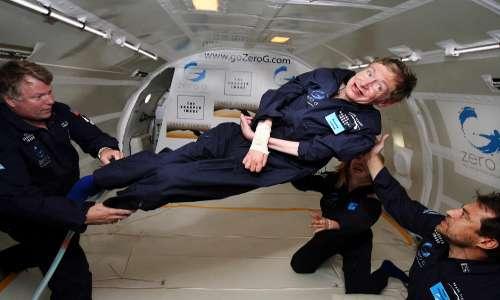 Estinzione di massa delle Terra predetta da Hawking