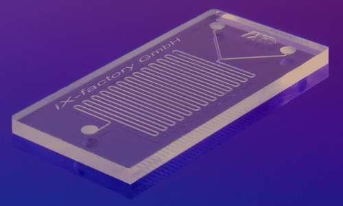 I cerotti hi-tech, dispositivo costituito da una struttura microfluidica con un insieme di fili perfettamente avvolti, per non creare intralcio ai normali movimenti della pelle.