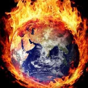 Il surriscaldamento globale minaccia di distruggere la vita sulla terra. E' la febbre del nostro pianeta