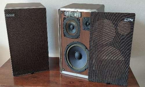 La scala decibel si basa sull'omonima unità di misura. Il decibel (㏈) è la decima parte del bel (B) ed è un'unità di misura logaritmica del rapporto fra due grandezze omogenee come due potenze, due pressioni o due potenziali elettrici.