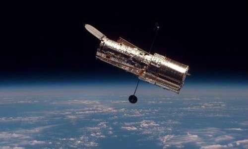 Il giroscopio rappresenta un elemento importante per l'orientamento del Telescopio spaziale Hubble