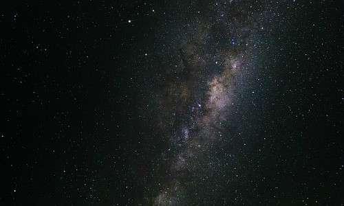 Il numero di neuroni di un cervello umano è stato paragonato al numero di stelle nella via Lattea