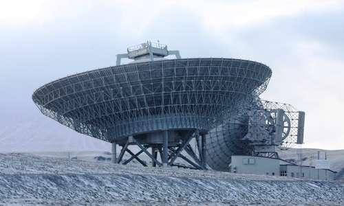 I radar EISCAT sono utilizzati nello spaceweather. La meteorologia spaziale è importante per il futuro.