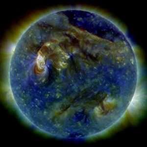 Il sole causa lo spaceweather. I radar EISCAT analizzano il vento solare. Ecco la meteorologia spaziale.