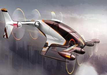 Entro la fine del 2017 verrà testata la prima auto volante ad opera dell'Airbus.