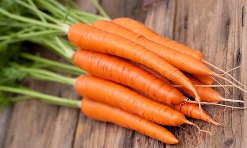 Vitamina A cosa serve mangiare per assimilarla? Le carote sono un ottimo alimento per fare ciò.