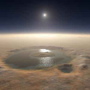 Il campo magnetico di Marte potrebbe essere ricreato grazie ad uno scudo magnetico artificiale.