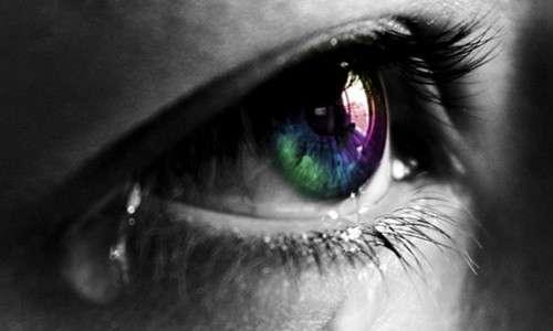 Le ghiandole lacrimili potrebbero rilasciare feromoni per comunicare messaggi specifici.