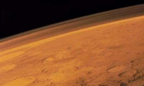 L'atmosfera e il campo magnetico di Marte potrebbero essere ristabiliti grazie ad un campo magnetico artificiale.