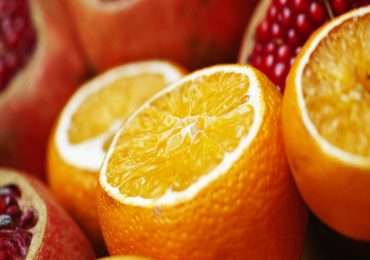 La vitamina A può essere trovata anche nelle arance.