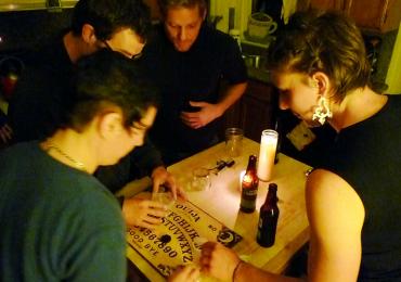 L'effetto carpenter sarebbe responsabile della suggestione creata dalla tavola Ouija