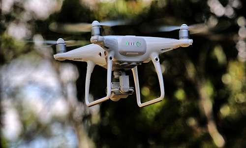 I droni saranno in futuro sempre più impiegati. In versione miniaturizzata, con peli rivestiti di ILG, serviranno per l'impollinazione artificiale.