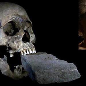 Il teschio di Venezia è uno dei migliori esempi della diffusione della leggenda sui vampiri.