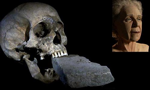 Il teschio di Venezia è uno dei migliori esempi della diffusione della leggenda sui vampiri