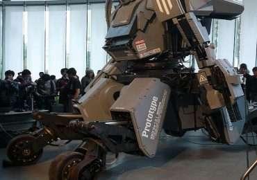 Le lotte tra robot stanno per diventare realtà.
