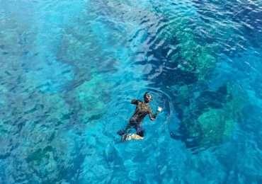 Triton, la maschera per respirare sott'acqua che ci trasforma in pesci per 45 minuti, non è altro che un progetto irrealizzabile.