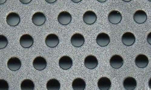 La tripofobia è scatenata dagli oggetti più comuni come i portadocumenti d'acciaio presenti nella maggior parte degli uffici.