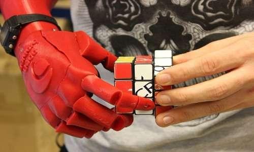 Le stampanti 3D oggi giorno vengono usate anche in ambito medico. Anche ONO potrebbe esserne capace.