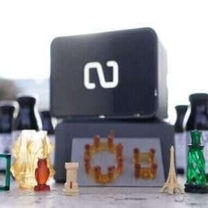 ONO è un'efficientissima stampante portatile. Pesa solo 780gr.
