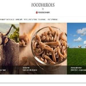 Foodscovery crede molto nella sostenibilità dei prodotti tipi Italiani