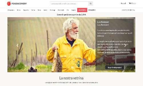 Foodscovery è un grande mercato online, dove è possibile acquistare prodotti del made in Italy gastronomico.