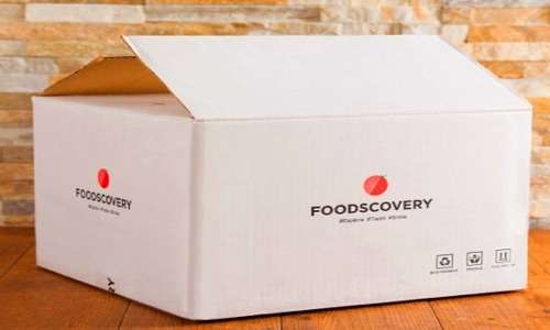 Foodscovery ricerca storia e tradizioni, nonchè innovazione nei prodotti selezionati.