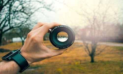 576 megapixel è il numero ottenuto paragonare la risoluzione dell'occhio umano con quella di una fotocamera.