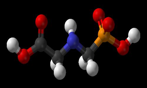 N-fosfonometilglicina (glifosato)